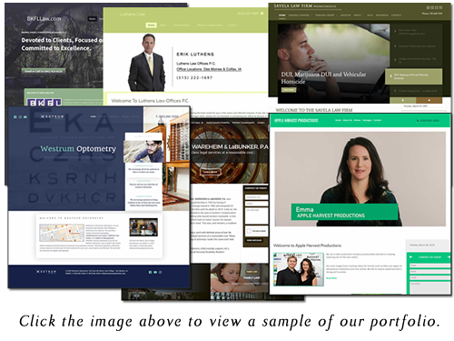 Westrum Brown Web Development Des Moines Iowa
